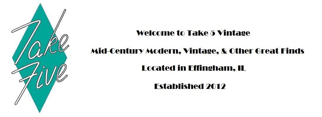 Take 5 Vintage
