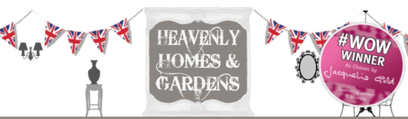 Heavenly Homes and Gardens