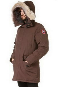 Canada Goose Men Chateau Parka Brown