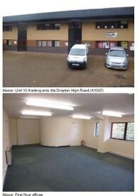 Full Services Offices Or Display Area To Let