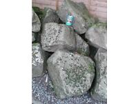 Wanted large landscaping rocks and boulders