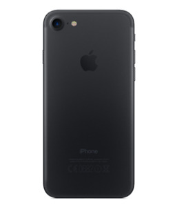 Black iPhone 7, 32GB for sale!