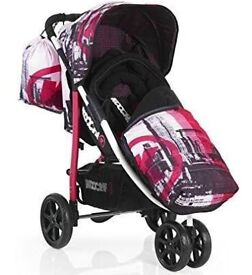 koochi brooklyn pushchair