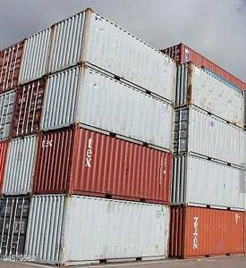 Used 20ft GP Shipping Container for Sale (Ex. Melbourne) Melbourne CBD Melbourne City Preview