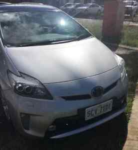 2012 Toyota Prius Hatchback **12 MONTH WARRANTY** West Perth Perth City Area Preview