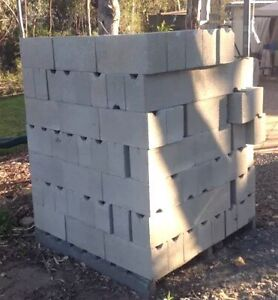 3 Pallets of Besser Blocks 390mm x 190mm x 140mm Pheasants Nest Wollondilly Area Preview