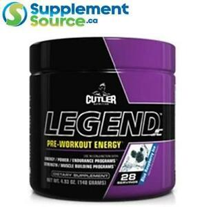 Cutler Nutrition LEGEND (Pre-Workout), 28 Servings - Watermelon