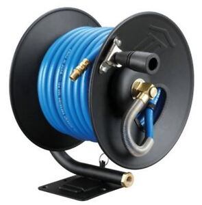Mastercraft 3/8-in Manual Air Hose Reel