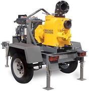 Wacker Trash Pump