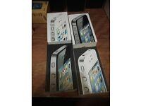 APPLE IPHONE 4s 16GB UNLOCKED BRAND NEW CONDITION