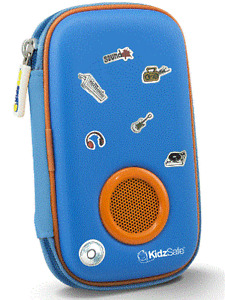 KidzSafe Speaker Case (My Design / D.I.Y) - BLUE