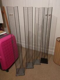CD racks - free for collection