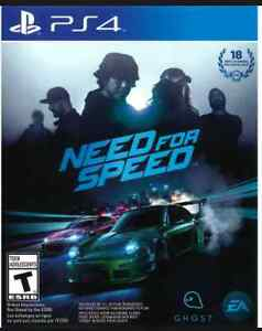 Looking for Need for speed ps4 Ill pay $20
