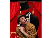 One Man Shoe Theatre Show - Puppet Animation Festival at Maryhill Burgh Halls