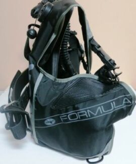 USED DACOR FORMULA XS BCD Scuba Dive Salisbury Brisbane South West Preview