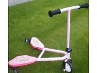 Flicker scooter perfect condition seldom used like new £10