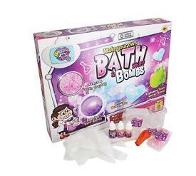 BRAND NEW bath bomb kit