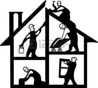 I provide property maintenance service