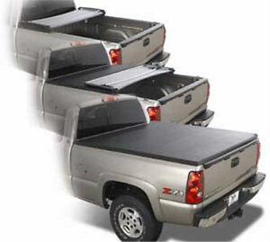 Tundra 2007-2013 Crew Cab Tri-Fold Tonneau Cover London Ontario image 7