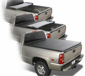 2009-2016 F150 Tri-Fold Tonneau Cover For 5.5Ft & 6.5Ft Boxes