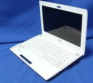 asus 1025c white 10 inch netbook