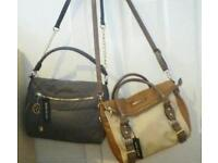 Ladys river island bags brand new £15 each.