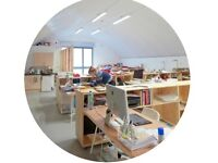 No business rates, 1400 sq ft creative space to share for studio or workshop space