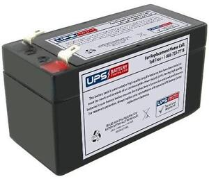12V SLA Batteries - New High Quality Rechargeable Batteries