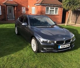 BMW 3 SERIES 320d 2.0 4dr Luxury Auto - ENHANCED BLUETOOTH - £30 ROAD TAX PER YEAR