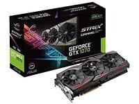 ROG-STRIX-GTX1070-O8G-GAMING graphics card