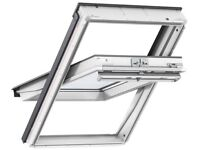 VELUX window GGU 0034 - 55cm x 98cm. Model is CK04