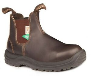 Blundstone 162 Green Patch