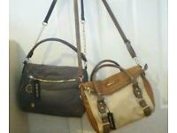Two river island bags brand new £15 each.