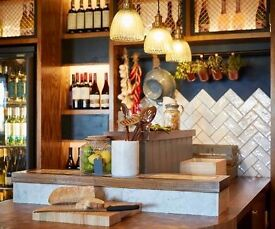 Chefs and Front of House team wanted for a new restaurant opening in Chorley