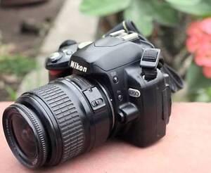Nikon D60 W/ 18-55 kit lens Devonport Area Preview