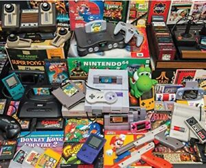 Buying video game consoles