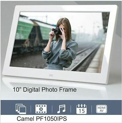Camel PF1050IPS Digital Photo Frame 10 inch aspect ratio: 16: 10 / IPS Video