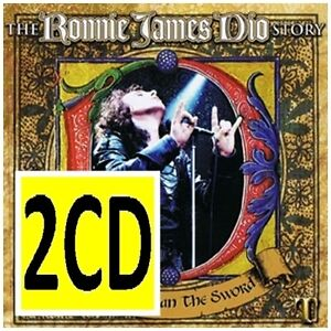 RONNIE-JAMES-DIO-Mightier-Than-The-Sword-2CD-NEW-Black-Sabbath-Elf-Rainbow