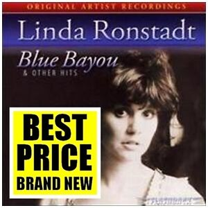LINDA-RONSTADT-Blue-Bayou-Other-Hits-CD-BRAND-NEW