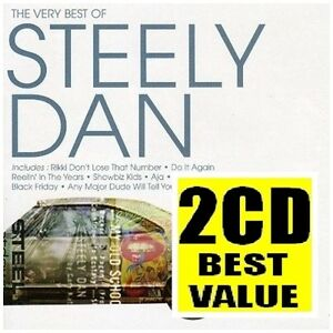 steely dan the very best of 2cd brand new greatest hits ebay. Black Bedroom Furniture Sets. Home Design Ideas