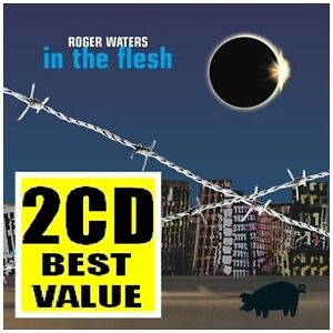 ROGER-WATERS-In-The-Flesh-Live-2CD-NEW-Pink-Floyd