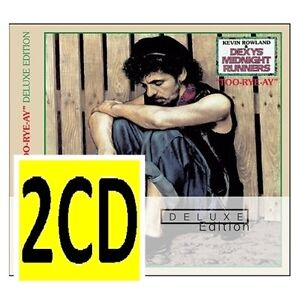 DEXYS MIDNIGHT RUNNERS Too-Rye-Ay 2CD NEW Deluxe Edition Come On Eileen Dexy's