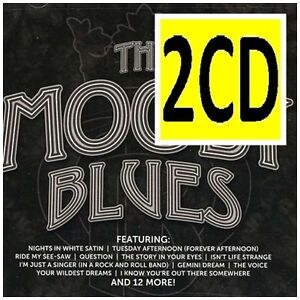 THE-MOODY-BLUES-Icon-2-2CD-BRAND-NEW-Compilation-Best-Of