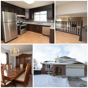 GREAT FAMILY HOME IN MILLWOODS - MOVE IN FOR BEFORE XMAS!