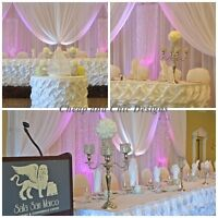 Cheap and Chic Designs Decoration Rentals
