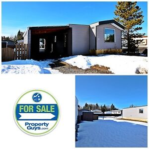 Updated manufactured home in Gaetz Park! RMH