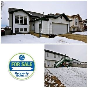 REDUCED! Great location with a mountain view in Innisfail!!