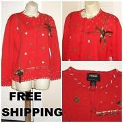 Ugly Christmas Sweater XL