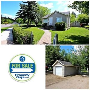 PRICE REDUCED! Huge Lot right Downtown! Red Deer