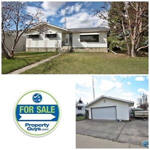 Raised Bungalow - Innisfail
